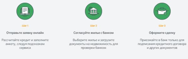 Дом клик СберБанк ипотека договор купли-продажи
