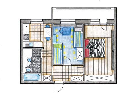 Ипотека на квартиру с перепланировкой без разрешения