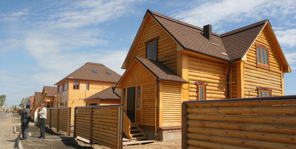Ипотека на строительство частного деревянного дома