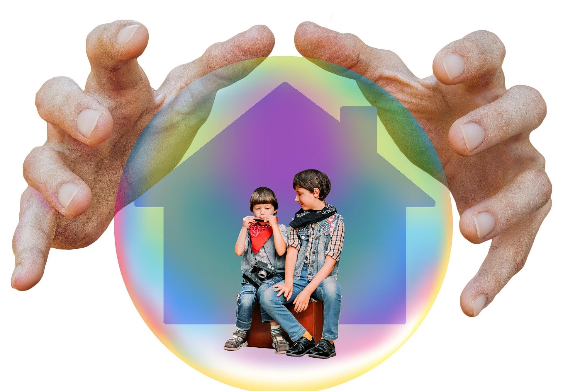 Ипотека с выделением доли ребенку банки