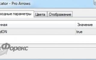 Pro Arrows – стрелочный индикатор: его обзор и особенности